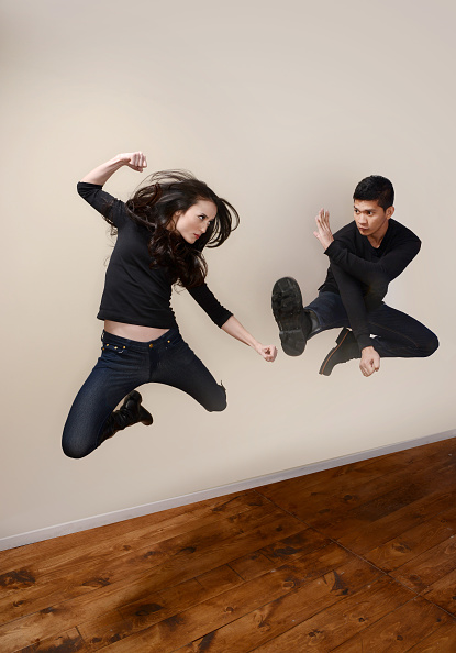 スタジオ撮影「'The Raid 2' Portraits - 2014 Sundance Film Festival」:写真・画像(3)[壁紙.com]