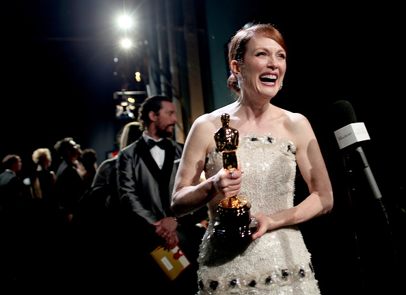 Winning「87th Annual Academy Awards - Backstage And Audience」:写真・画像(1)[壁紙.com]
