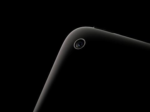 Smart Phone「Camera lens of a smart phone.」:スマホ壁紙(11)