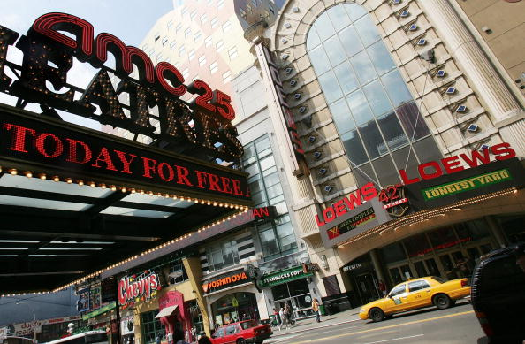 Movie「Movie Theater Chains AMC And Loews To Merge」:写真・画像(7)[壁紙.com]