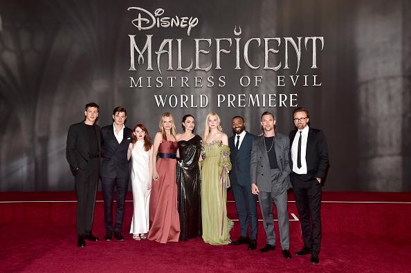 "Elle Fanning「World Premiere of Disney's ""Maleficent: Mistress of Evil""」:写真・画像(16)[壁紙.com]"