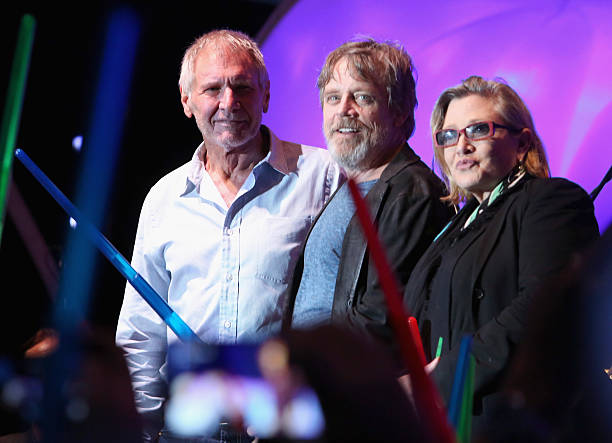 Star Wars: The Force Awakens Panel At San Diego Comic Con - Comic-Con International 2015:ニュース(壁紙.com)