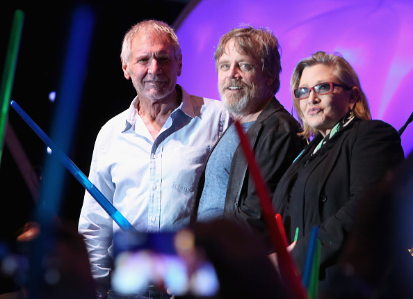 Star Wars Series「Star Wars: The Force Awakens Panel At San Diego Comic Con - Comic-Con International 2015」:写真・画像(5)[壁紙.com]