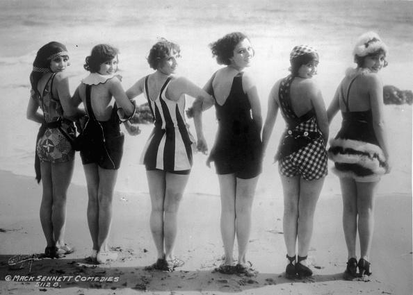 Cool Attitude「Mack Sennett Girls」:写真・画像(17)[壁紙.com]