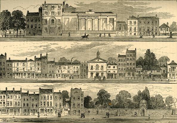 Knightsbridge「The North Side Of Knightsbridge In 1820」:写真・画像(4)[壁紙.com]