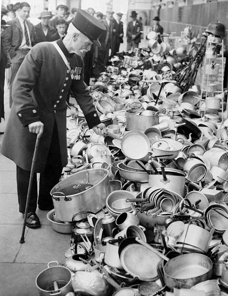 Aluminum「Pots For War Effort」:写真・画像(17)[壁紙.com]