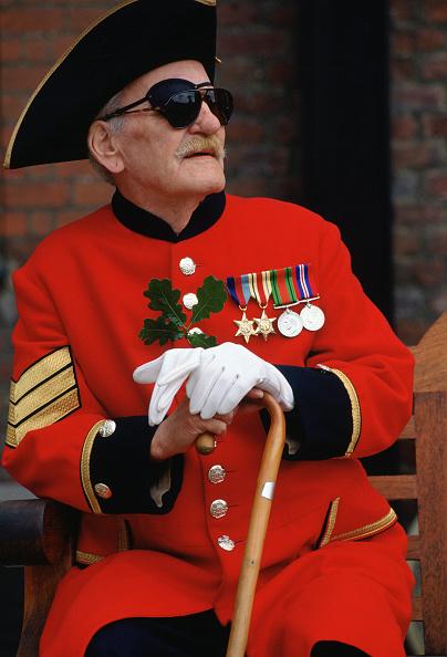 Tim Graham「Chelsea Pensioner, London, UK」:写真・画像(19)[壁紙.com]