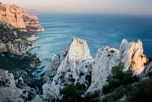 Mediterranean Sea「Marseille France calanques」:スマホ壁紙(12)