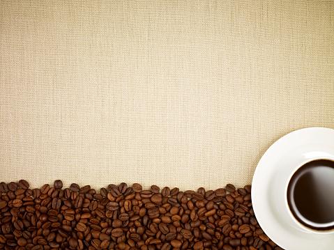 Canvas Fabric「Coffee Background」:スマホ壁紙(7)