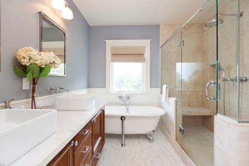 Hotel「Beautiful New Bathroom」:スマホ壁紙(1)