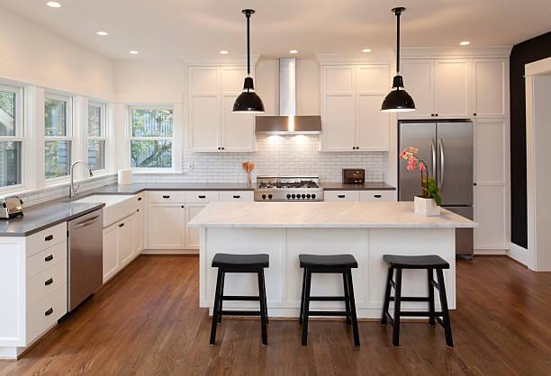 美しい新しいキッチン:スマホ壁紙(壁紙.com)