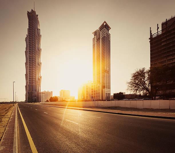 Dubai Skyscraper:スマホ壁紙(壁紙.com)
