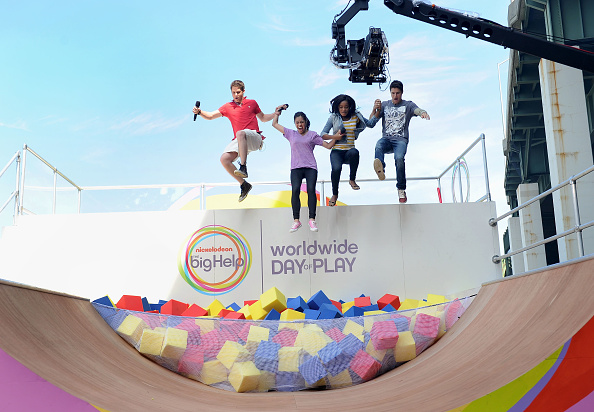 Global「Nickelodeon Celebrates Annual Worldwide Day of Play」:写真・画像(0)[壁紙.com]