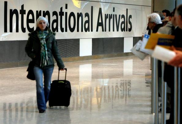 Terminal 5 Heathrow Airport「Terminal 5 Opens At Heathrow」:写真・画像(15)[壁紙.com]