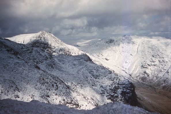 Astronomy「Scafell And Scafell Pike In Winter」:写真・画像(19)[壁紙.com]