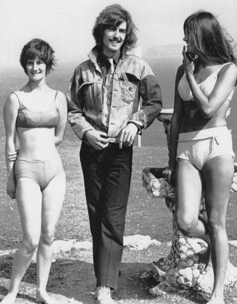 ジョージ・ハリスン「Beatle George」:写真・画像(10)[壁紙.com]