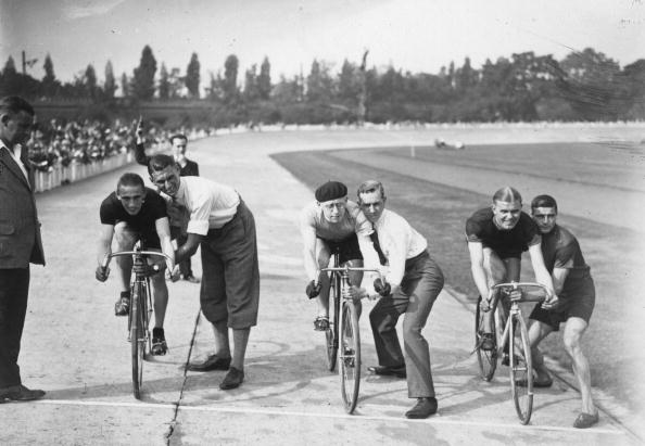 Sports Race「Sprint Cyclists」:写真・画像(10)[壁紙.com]