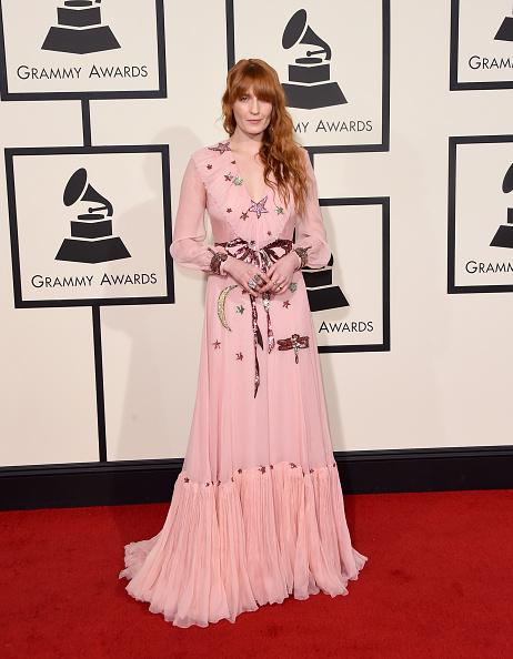 Grammy Award「The 58th GRAMMY Awards - Arrivals」:写真・画像(5)[壁紙.com]