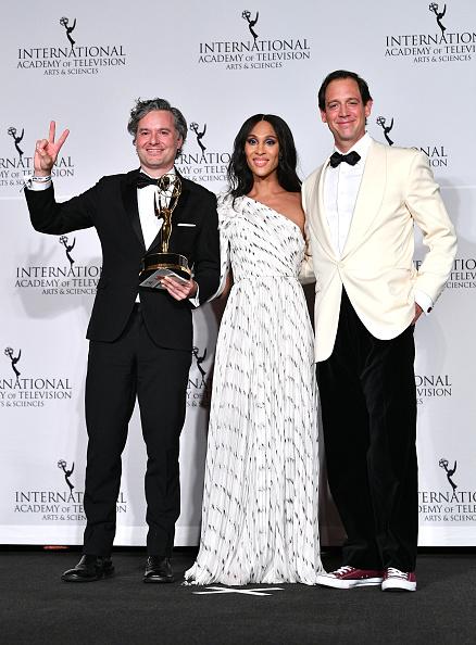 Annual Primetime Emmy Awards「2019 International Emmy Awards Gala」:写真・画像(11)[壁紙.com]
