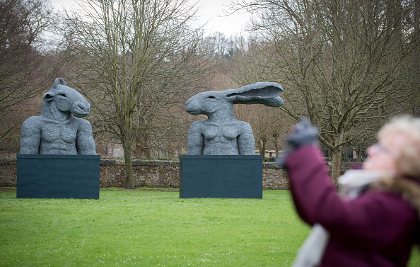 Minotaur「The Relationships Exhibition At Salisbury Cathedral」:写真・画像(13)[壁紙.com]