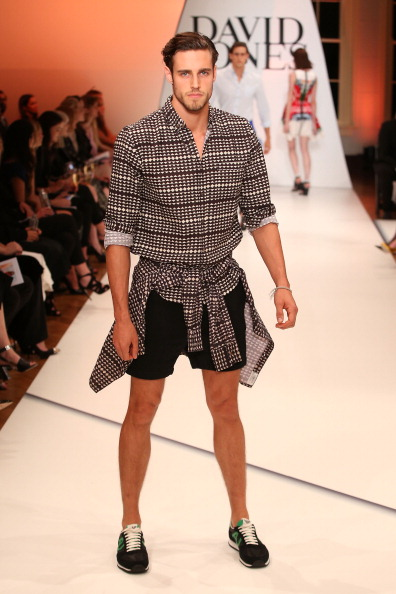 Brendon Thorne「David Jones S/S 2014 Collection Launch - Runway」:写真・画像(5)[壁紙.com]