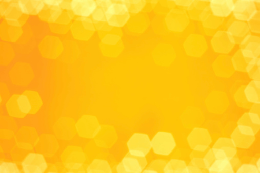 Frame - Border「Golden Defocused Lights Background」:スマホ壁紙(13)