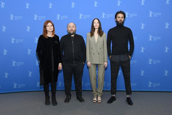 フォトコール「'Profile' Photo Call - 68th Berlinale International Film Festival」:写真・画像(13)[壁紙.com]