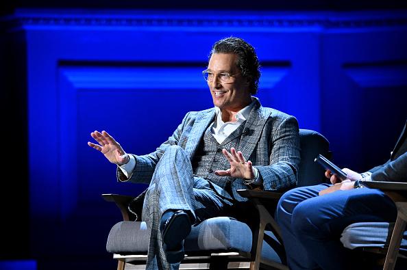 Matthew McConaughey「HISTORY Presents HISTORYTalks」:写真・画像(15)[壁紙.com]