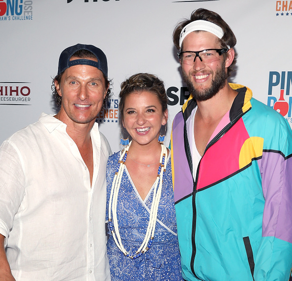 Jerritt Clark「6th Annual PingPong4Purpose - Arrivals」:写真・画像(12)[壁紙.com]