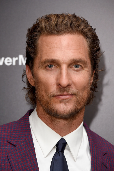 "Matthew McConaughey「""The Dark Tower"" New York Premiere - Arrivals」:写真・画像(1)[壁紙.com]"