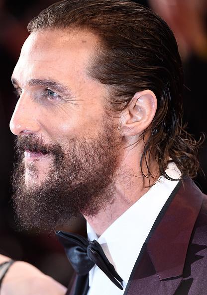 "Matthew McConaughey「""The Sea Of Trees"" Premiere - The 68th Annual Cannes Film Festival」:写真・画像(16)[壁紙.com]"