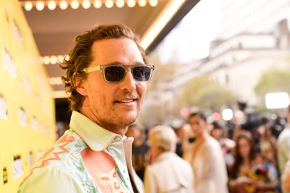 "Matthew McConaughey「""The Beach Bum"" Premiere - 2019 SXSW Conference and Festivals」:写真・画像(2)[壁紙.com]"