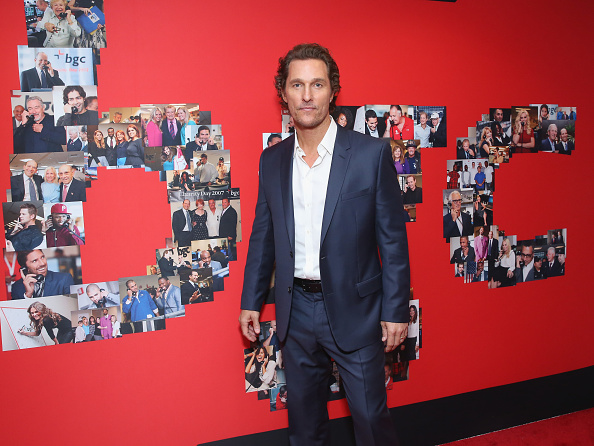 Matthew McConaughey「Annual Charity Day Hosted By Cantor Fitzgerald, BGC and GFI - BGC Office - Arrivals」:写真・画像(18)[壁紙.com]