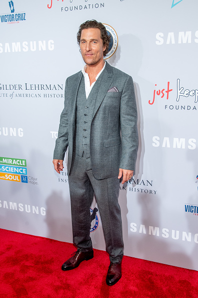 Matthew McConaughey「2018 Samsung Charity Gala」:写真・画像(16)[壁紙.com]