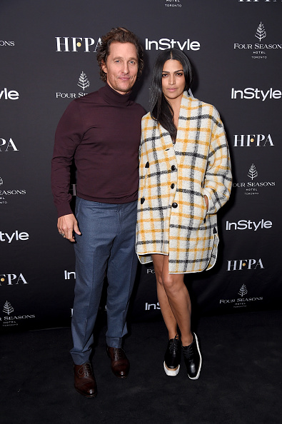 Organized Group「The Hollywood Foreign Press Association And InStyle Party At 2018 Toronto International Film Festival - Arrivals」:写真・画像(3)[壁紙.com]