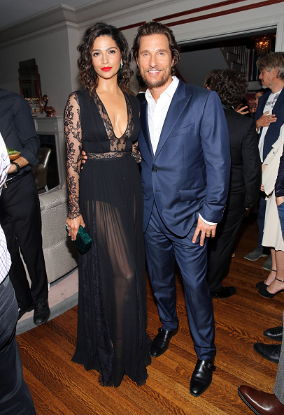"""Top - Garment「The Weinstein Company celebrates the cast and filmmakers of """"Sing Street,"""" """"Lion,"""" """"The Founder"""" and """"Gold"""" at the private residence of Jonas Tahlin, CEO Absolut Elyx」:写真・画像(4)[壁紙.com]"""