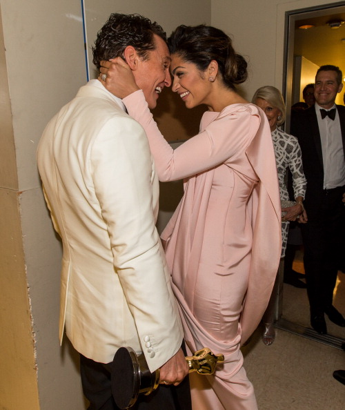 Matthew McConaughey「86th Annual Academy Awards - Backstage」:写真・画像(11)[壁紙.com]