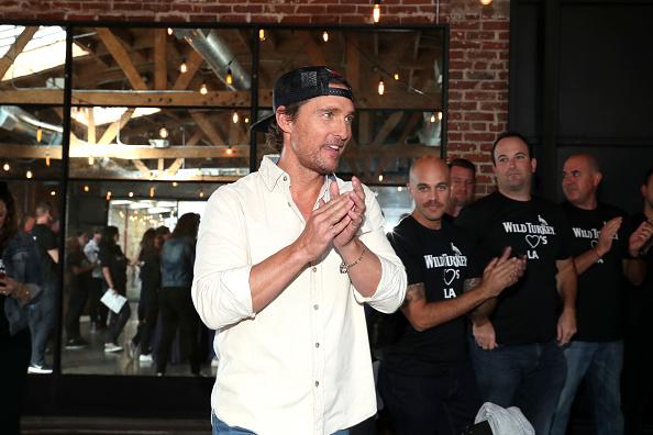 "Matthew McConaughey「Wild Turkey ""With Thanks""」:写真・画像(19)[壁紙.com]"