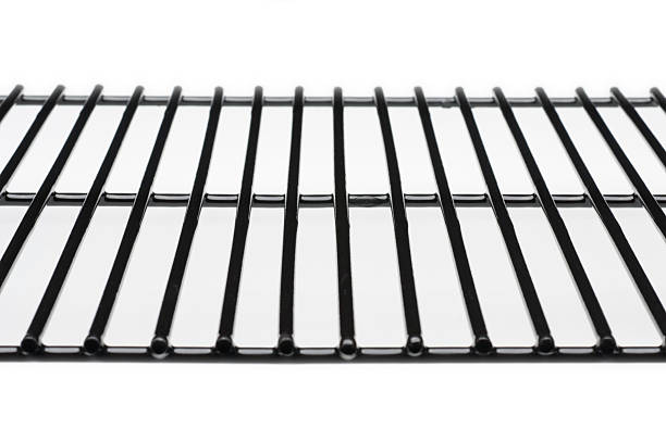 Unoccupied rack used for cooking an assortment of food:スマホ壁紙(壁紙.com)
