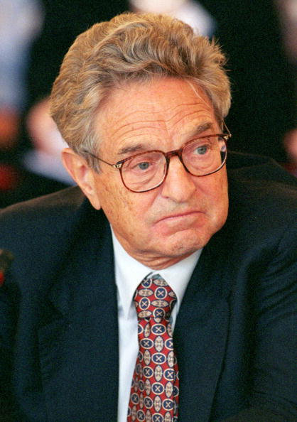 Making Money「Financier And Philanthropist George Soros Who Founded The Open Society Fund Participate」:写真・画像(18)[壁紙.com]