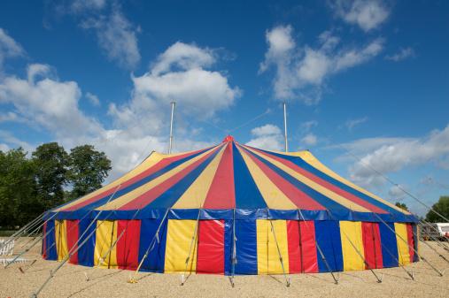 Circus Tent「Big Top circus tent」:スマホ壁紙(9)