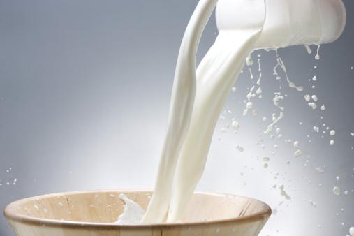 Droplet「Milk」:スマホ壁紙(16)