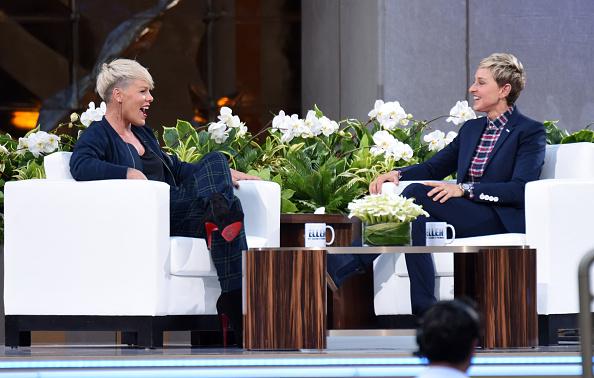"Television Host「""The Ellen Degeneres Show"" Season 13 Bi-Coastal Premiere」:写真・画像(17)[壁紙.com]"