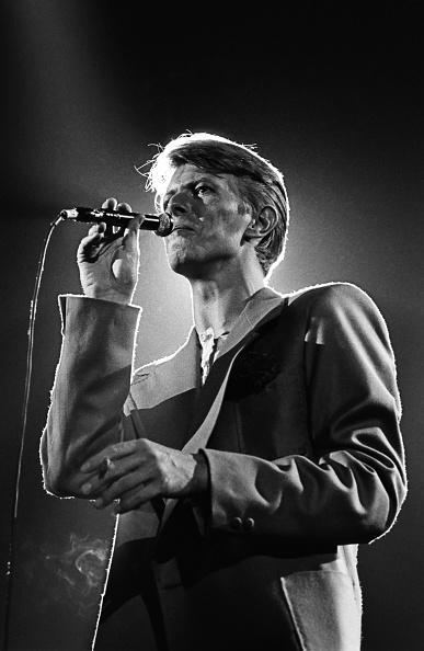 George Rose「Singer David Bowie in Concert」:写真・画像(5)[壁紙.com]