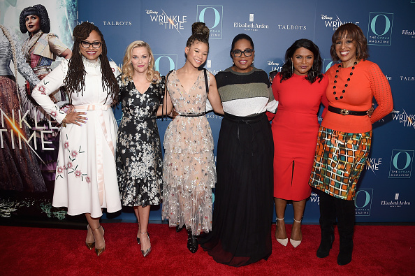 "A Wrinkle in Time「O, The Oprah Magazine Hosts Special NYC Screening Of ""A Wrinkle In Time"" At Walter Reade Theater」:写真・画像(3)[壁紙.com]"