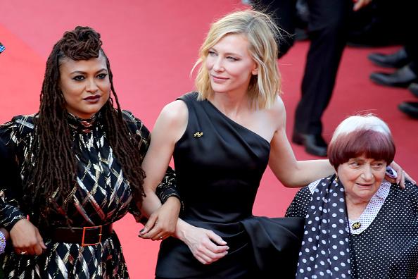 "Messika「""Girls Of The Sun (Les Filles Du Soleil)"" Red Carpet Arrivals - The 71st Annual Cannes Film Festival」:写真・画像(19)[壁紙.com]"
