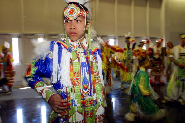 Phillippe Diederich「Gathering Of Nations Powow Held In Albuquerque」:写真・画像(8)[壁紙.com]