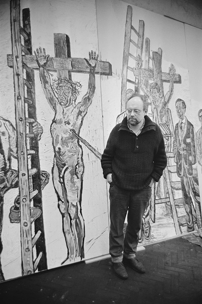 Religious Icon「John Bratby」:写真・画像(15)[壁紙.com]