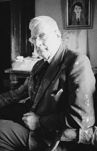 One Senior Man Only「L. S. Lowry」:写真・画像(8)[壁紙.com]