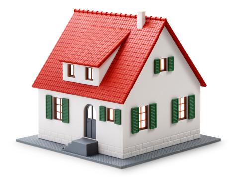 Model - Object「House」:スマホ壁紙(3)